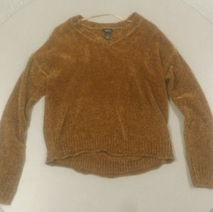 Womens  toffee rue 21 sweater